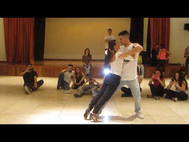 KIKE Y FANIA WORKSHOP BACHATA ENJOY DANCING CONGRESS 2016