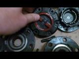 Хабы AISIN для Opel Monterey