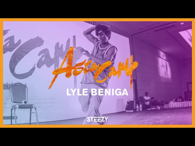 Lyle Beniga I'm So Groovy 2017 Asia Camp