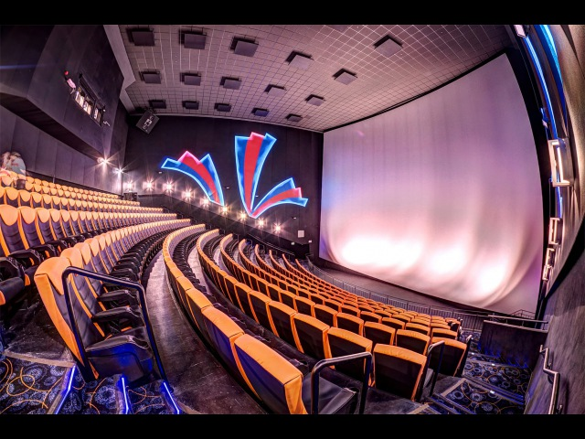 IMAX 4DX Cinema City Shopping City Timisoara