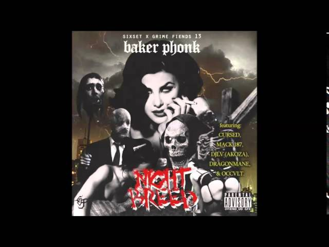 Dragonmane Baker Phonk - Evil Shyt (Prod. OCCVLT)