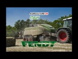 FENDT 1290 S XD + FENDT VARIO 712 First In Italy  Official Product Video