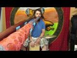DRUM 'n' BAKE Didgeridoo cajon drum 'n' bass