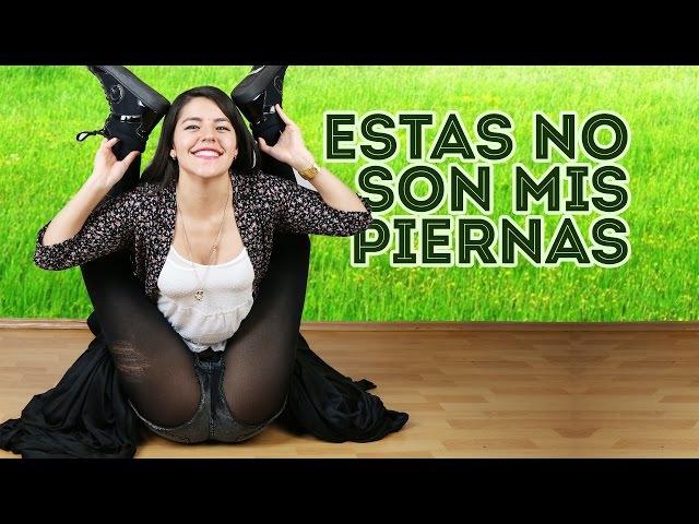 ESTAS NO SON MIS PIERNAS | RETO POLINESIO | LOS POLINESIOS