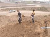 Археологические раскопки не повлияют на сроки строительства развязки 4-го моста...