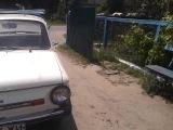 ЗАЗ  968 ЗОРЯ з двигуном від мотоблока 9к.с