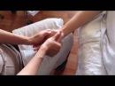 Chinese powerful Reflexology Hand Massage ~ ASMR