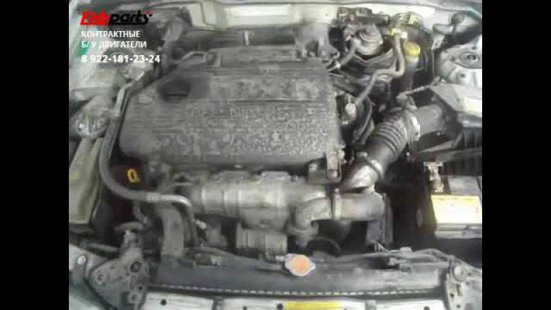 Двигатель Нисан Nissan Almera седан 2 2 Di YD22DDT1