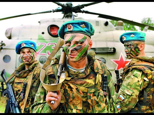 How 200 Russian soldiers of VDV (airborne troops) were able to stop whole army of NATO