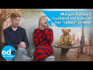 Margot Robbie's husband not a fan of her