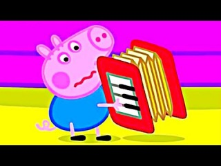 Peppa Pig English Episodes Compilation 244