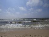 Очаков, пляж возле Пилигрима