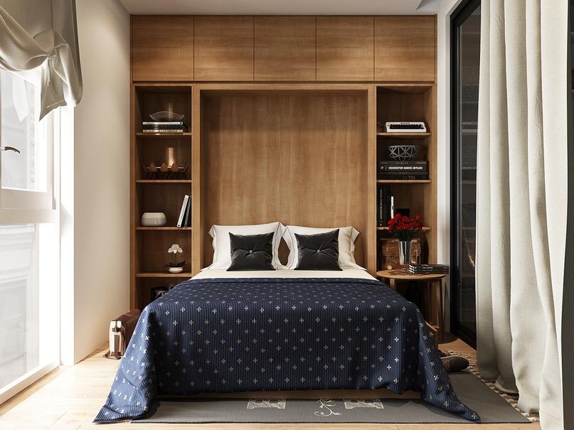мебель для маленькой спальни вконтакте
