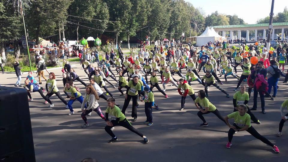 Благотворительный забег Спорт во благо прошел в Нижнем Новгороде