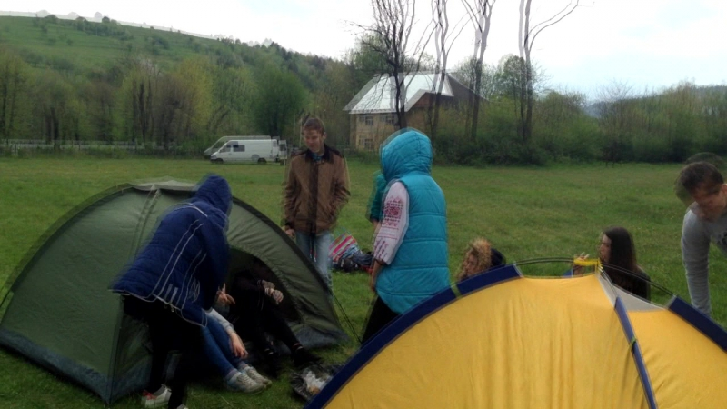 Табір/Лагерь/Camp