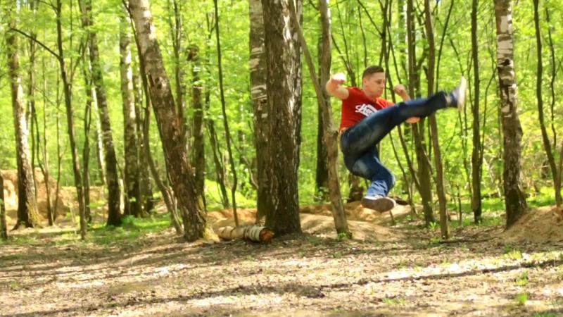 Action Kicks eXtreme Taekwondo Kapinos Dmitry
