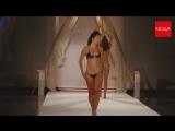 FRANKIES BIKINIS. Miami Swim Fashion Week 2016 Показ нижнего белья. Бикини