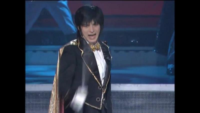 Shirota Yu in Musical Sailor Moon - Prince of the Earth