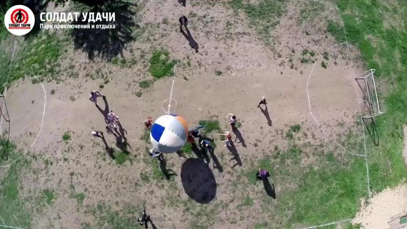 Парк приключений и отдыха в г. Йошкар-Оле Солдат Удачи