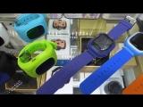 Детские телефон часы с GPS в магазине MyDevice