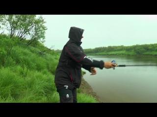 Ловля огромных щук на Чукотке в HD