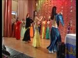 отчетный концерт студии восточного танца РОКСОЛАНА