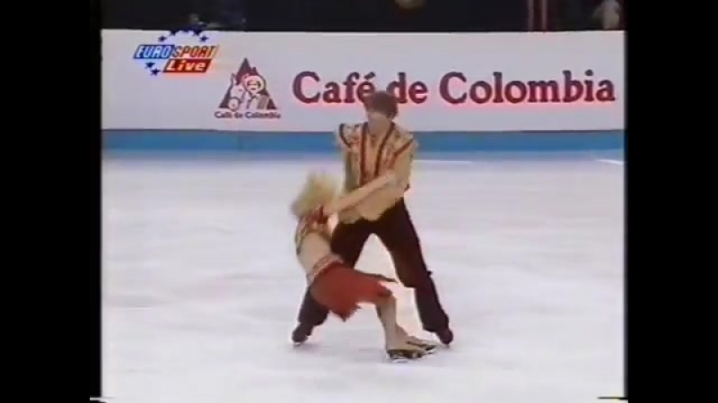 Grishuk Platov European Figure Skating Championships 1997 FD