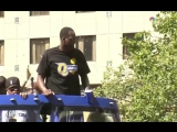 Golden State Warriors FULL Championship Parade  Part #1
