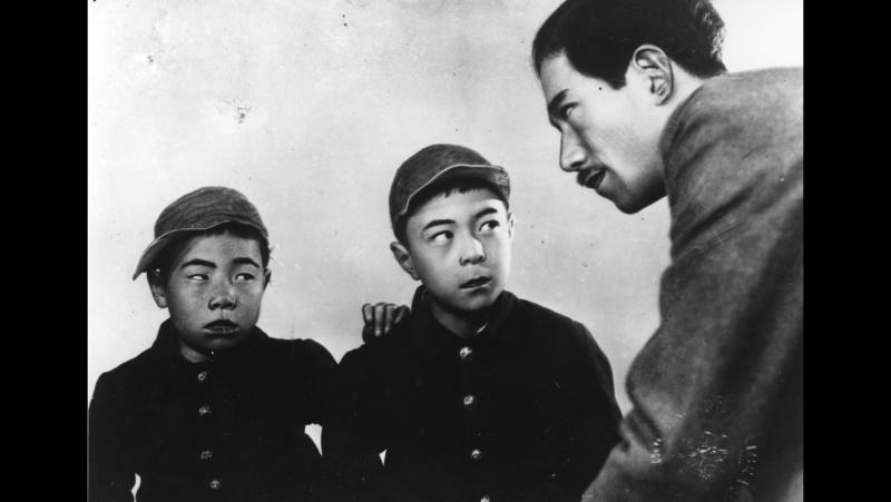 Родиться-то я родился, но... / Otona no miru ehon - Umarete wa mita keredo [1932, Япония, Драма, комедия]