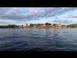 time lapse Aker Brygge 20.07