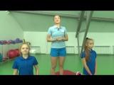 Ксения Ролдугина. Как сделать спорт интересным для детей? Выпуск 1. ( Дата эфира 7.10.2017 г)