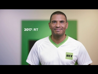 RT запускает программу со звездой британского футбола Стэном Коллимором
