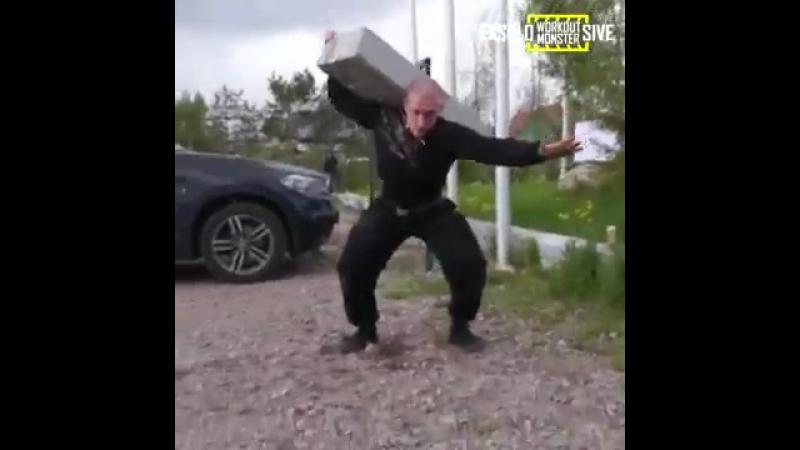 Русский супермен STRONG DIVISION