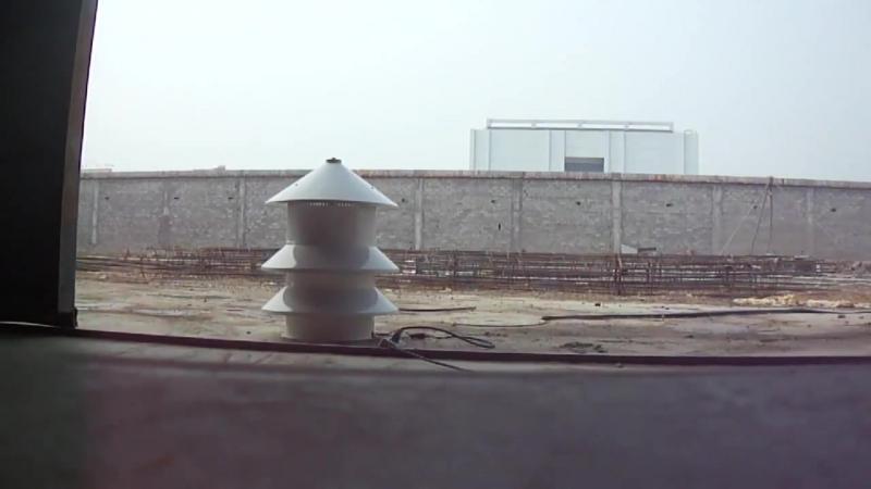Bản sao của còi báo động động cơ điện LK-M2 lắp đặt tại nhà máy Ô TÔ VEAM
