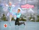 1997 Olympic Skater Barbie Commercial with Tara Lipinski. Кукла Барби Олимпийская Фигуристка, старая реклама