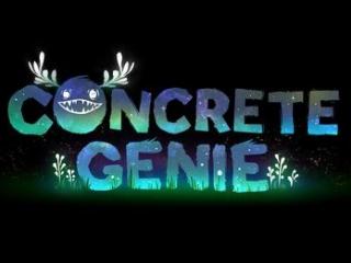 Concrete genie - игровой трейлер - ps4 exclusive.
