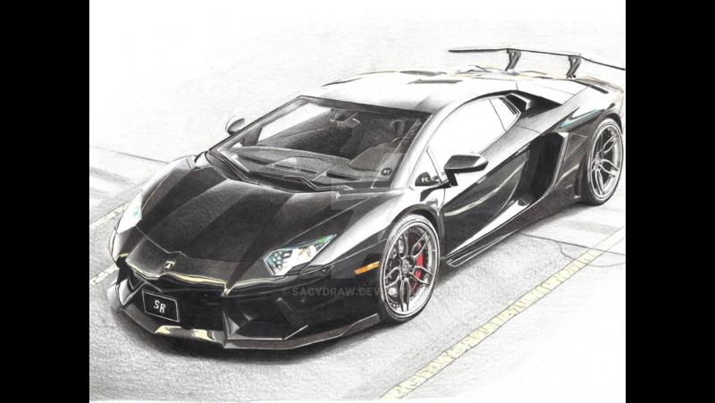 CRAZY Supercar Collection Lamborghini Flames!