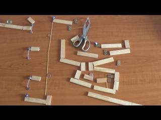 Шарик и магниты (6 sec)