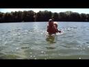 MAH02716 Даня учится нырять.