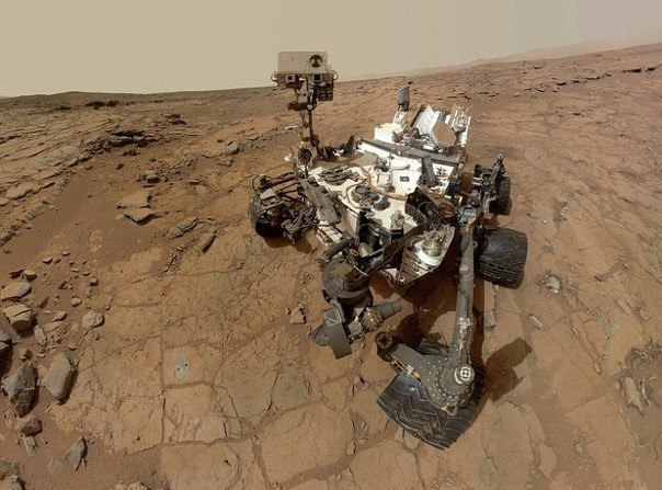 Российские учёные получили награду NASA за разработку прибора для марсохода Curiosity