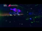 Светлана Лобода и Макс Барских - Твои глаза _ Туманы поцелуй HD (Премия МУЗ ТВ 2