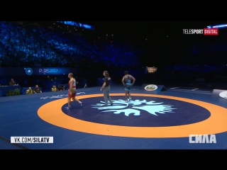Чемпионат Мира по борьбе 2017 Финалы Мужчины вольная борьба 25 августа 2017  vs