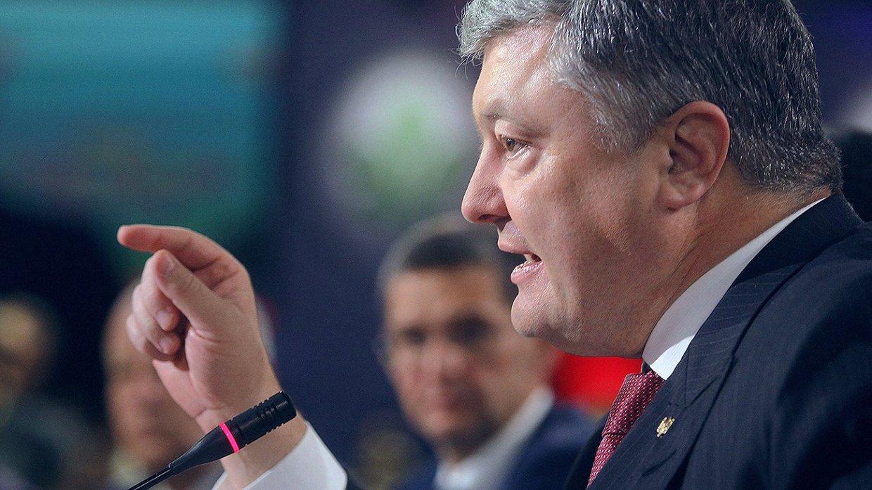 Я не буду соучастником Порошенко - украинский телеведущий расплакался в эфире (Видео)