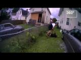 Полицейские в США застрелили вооруженного пистолетом мужчину