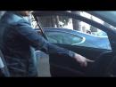 Каркасные автошторки - установка на клипсах