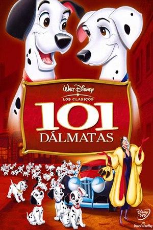 Imagen 101 DALMATAS (1961)
