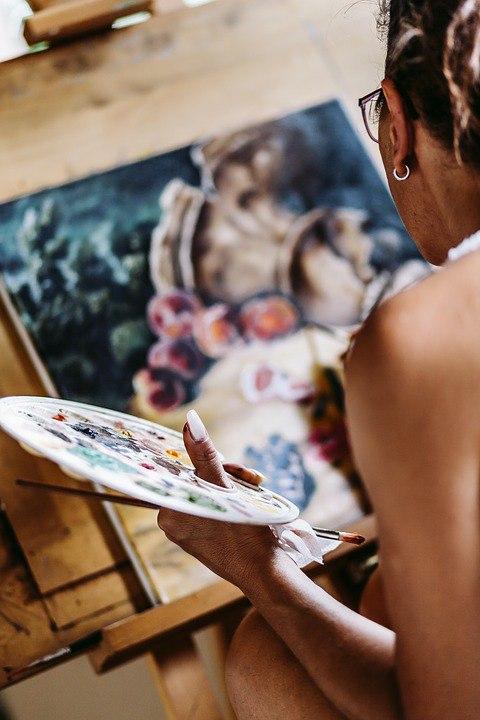 Мастерская художника: 22 фото для скачивания