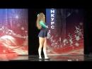 Аня. Гимнастический танец для конкурса Imagine Dragons - Believer 10.04.17