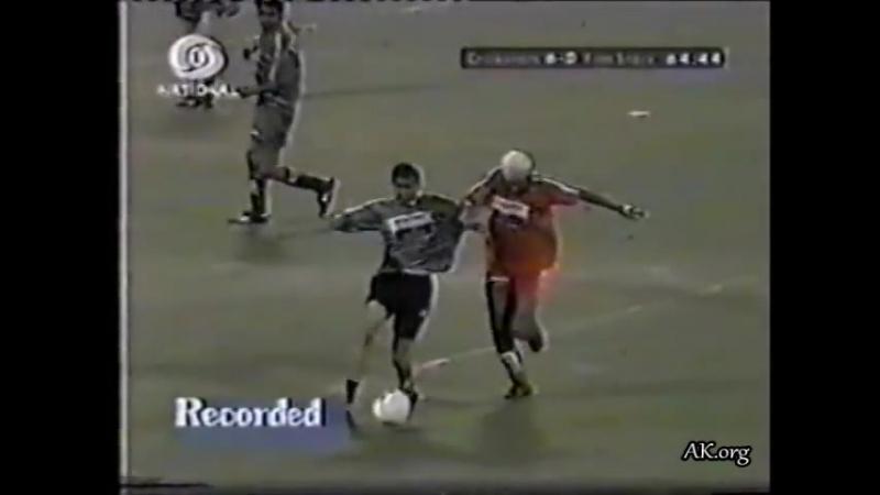 Сборная звёзд Болливуда против сборной по крикету - Football Match (1999)