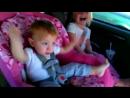 PSY - GANGNAM STYLE - Спящая девочка просыпается под песнь Псая
